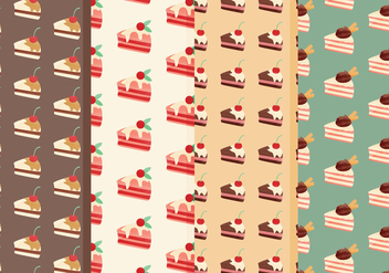 Free Shortcake Vector Patterns - vector gratuit #357235