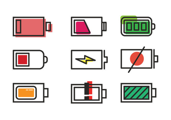 Free Phone Charger Vector #1 - vector gratuit #357635