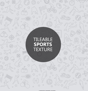 Tileable sports texture - vector #357865 gratis