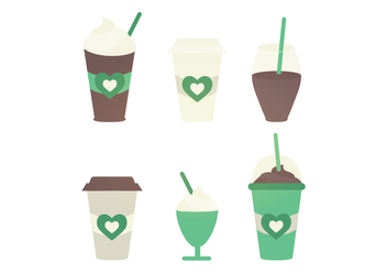 Vector Drinks Collection - vector #358105 gratis