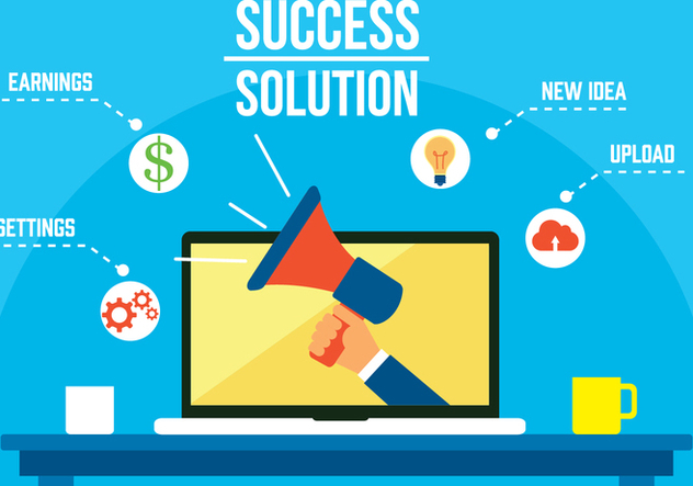 Free Success Solution Vector - Kostenloses vector #358135