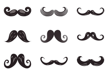 Free Movember Vector Illustration - бесплатный vector #358675