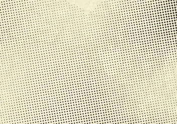 Free Vector Grunge Halftone Dots Background - Free vector #358995