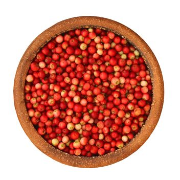 Cowberries in ceramic bowl - бесплатный image #359185