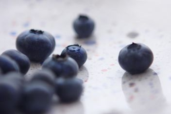 Fresh ripe blueberries - Free image #359195