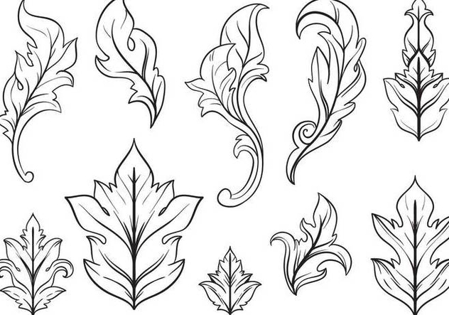 free floral ornaments vectors free vector download 359765 cannypic free floral ornaments vectors free