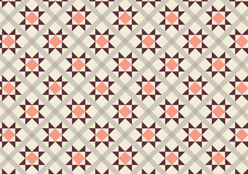 Tile Abstract Pattern - vector gratuit #359785