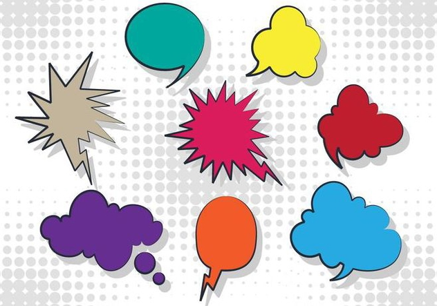 Free Imessage Vector Set - Free vector #360505