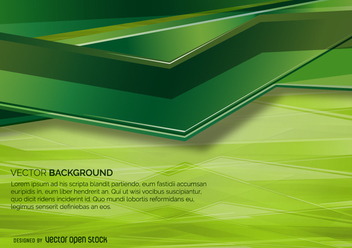 Bright abstract background - vector gratuit #361435