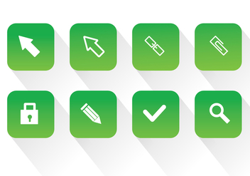 Universal Web Vector Icons - Free vector #361905