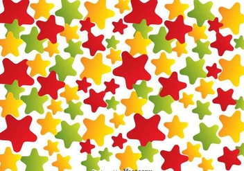 Funny Star Background - vector #362205 gratis