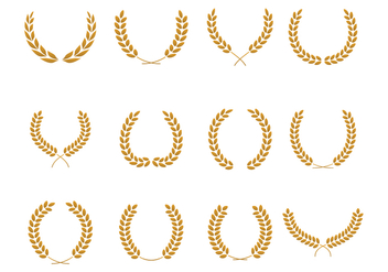Free Wheat Vector 3 - Free vector #364075