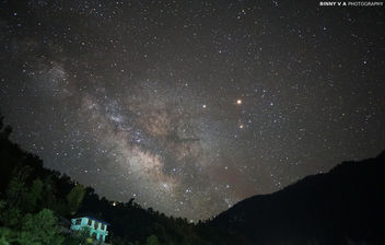Milky Way - image #364425 gratis