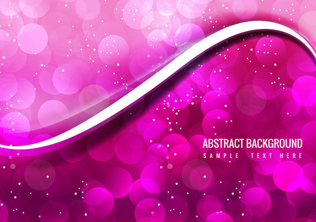 Free Vector Abstract Pink Background - Free vector #364565