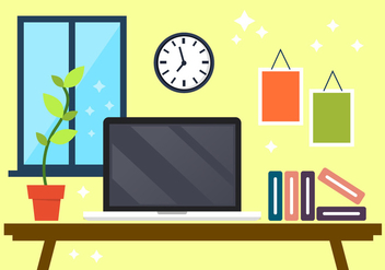 Free Flat Vector Illustrations - Free vector #364855