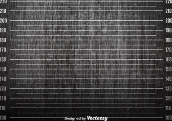 Vector Grunge Mugshot Background - vector gratuit #365375