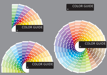 Swatches Color Guides - vector #365805 gratis