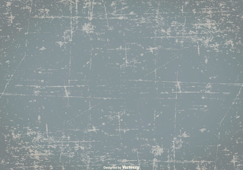 Old Scratched Grunge Background - vector gratuit #367775