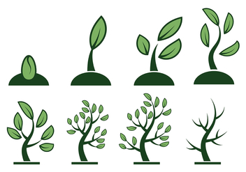 Free Grow Up Vector - vector gratuit #368245