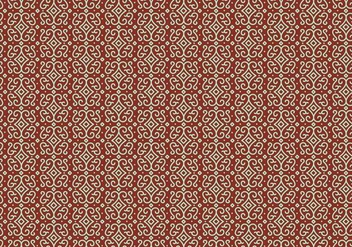 Outline Mosaic Pattern - Free vector #370055