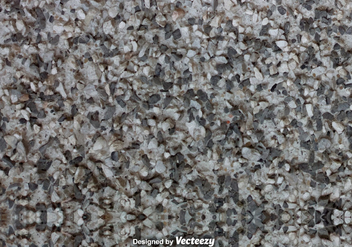 Vector Granite Wall Concrete Texture - Free vector #370555