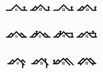 Free Rooftops Vector - Free vector #371115