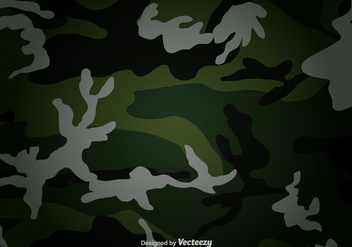 Vector Multicam Camouflage Background - бесплатный vector #371645