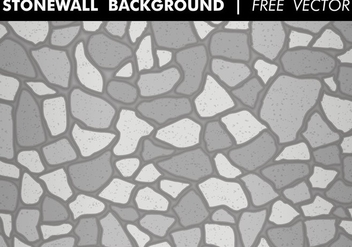 Stonewall Background Free Vector - vector gratuit #372875