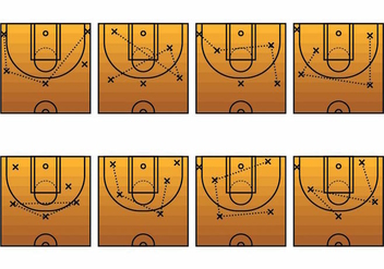 Playbook Set - Free vector #373285