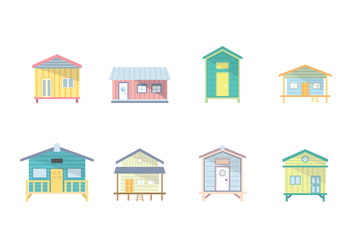 Free Shack Vector - Free vector #373385