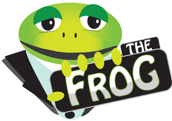007 Cool Frog - Free vector #373555
