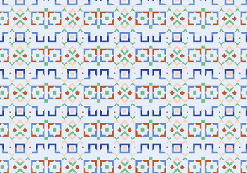Tiling Geometric Pattern - Kostenloses vector #373665