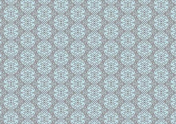 Decorative Stitch Pattern - Free vector #373955