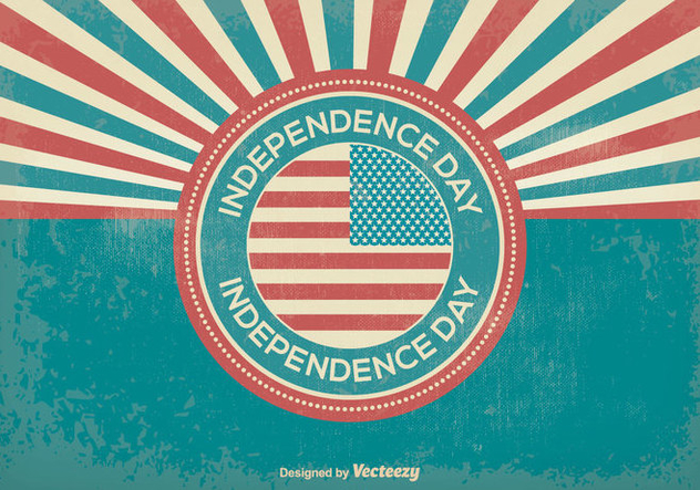 Independence Day Illustration - Free vector #374335