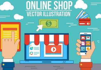Free Online Vector Shop - бесплатный vector #375185