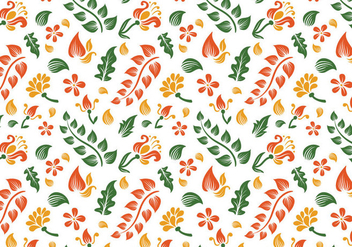 Free Batik Background Vectors - Free vector #375255