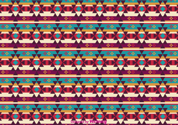 Free Native American Pattern - vector #375415 gratis