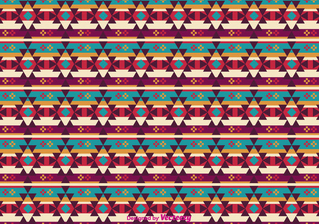 Free Native American Pattern - Free vector #375415