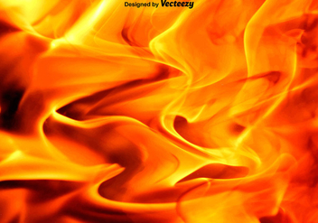 Vector Background Fire And Flames - Kostenloses vector #375515