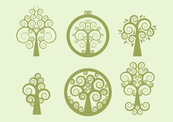 Free Celtic Tree Vector 1 - vector #376305 gratis