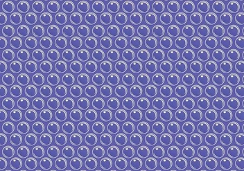 Bubble Wrap Background Vector - Free vector #376505