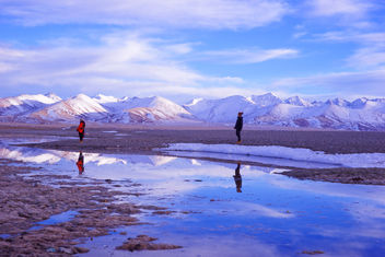 Namtso Lake in Tibet (04) - Free image #377005