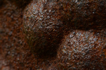 Rusty Cast Iron - TROML - 1492 - Free image #377145
