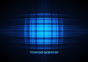 Free Vector Technology Background - Free vector #377795