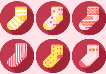 Vector Socks - vector gratuit #377845