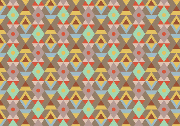 Abstract Diamond Pattern - Free vector #378395