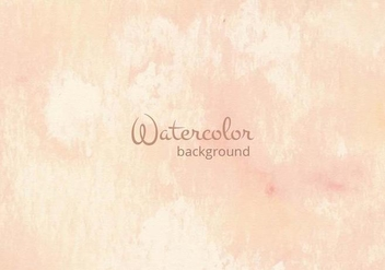 Free Vector Watercolor Blue Background - Kostenloses vector #379275