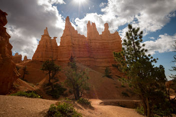 bryce canyon queen victoria (USA) - Free image #379945