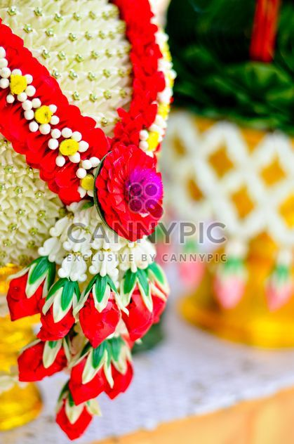 Flowers # Beautiful # colorful # nature # garland # Rose - image gratuit #380485