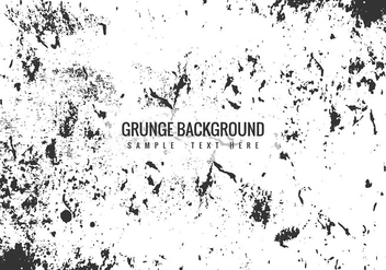 Free Vector Grunge Background - Kostenloses vector #380815